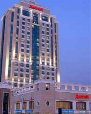 Marriott'ta yeni yıl unutulmaz
