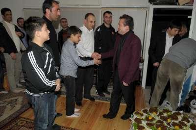Başkan Yazıcı, Erzurum Dernekleri Gecesi'ne katıldı