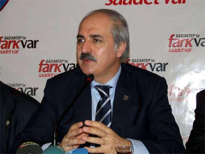 Numan Kurtulmuş'tan  Fatih Erbakan'a sert cevap