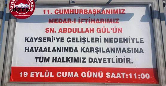ABDULLAH GÜL SİYASET'E GERİMİ DÖNÜYOR