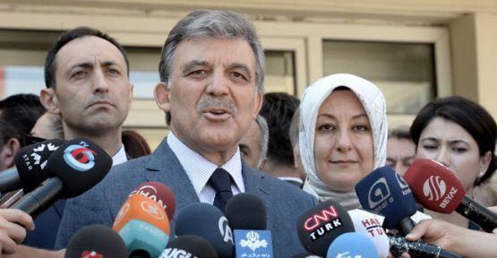 Abdullah Gül, Yeni Parti Arayışı Yok
