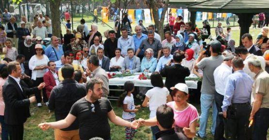 Ak Parti Ataşehir İlçe Başkanlığı Engelsiz Pikniği