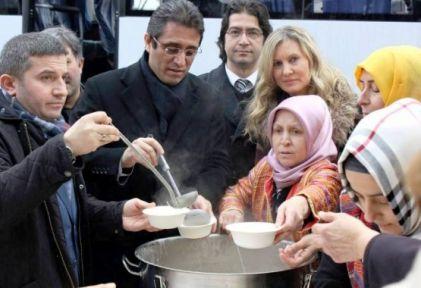 Ak Parti Çanakkale Şehitlerini Ataşehir'de Yaptığı Etkinlikle Andı