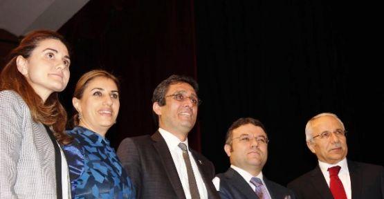 AK PARTİ TEŞKİLATLARINDAN DR. ARIKAN'A BÜYÜK İLGİ