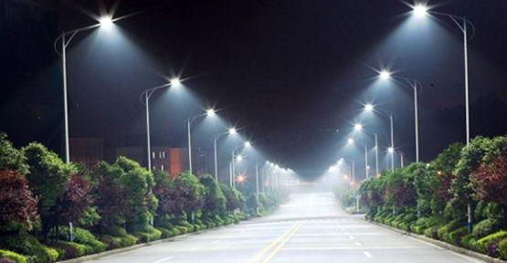 Akıllı Sokak Lambaları Geliyor