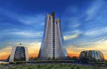 Ataşehir, Sarphan Finans Park C blokta hayat başladı