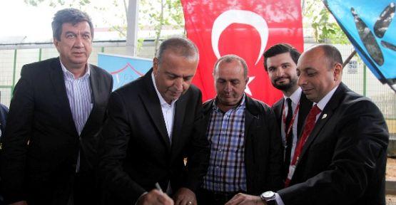 """Ataşehir'de """" Can Dostlar Şenliği """"  büyük İlgi gördü"""