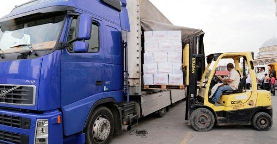 Ataşehir'den Ezidi mültecilere yardım eli