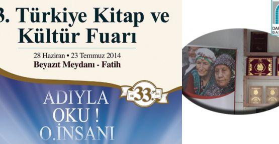 Darülaceze Yayınları Beyazıt Kitap fuarında..