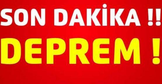 Ege ve Marmara'da 6.7 büyüklüğünde deprem