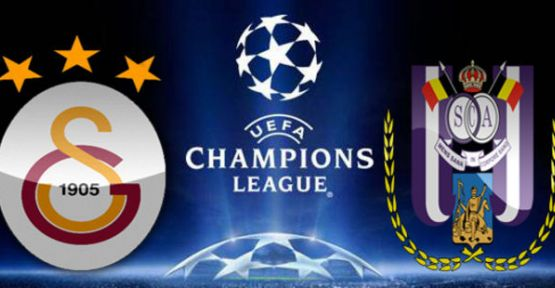 Galatasaray Anderlecht maçı saat kaçta, hangi kanalda? (STAR TV CANLI İZLE)