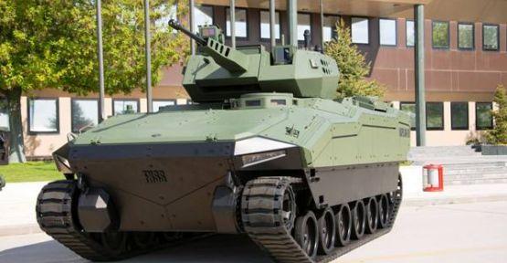 Geleceğin Savaş Arabası: KAPLAN-20