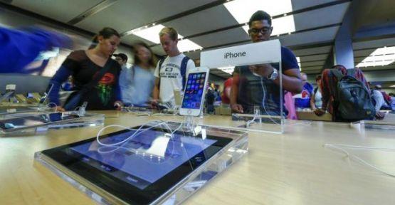 iPhone 6, ön sipariş rekorunu kırdı