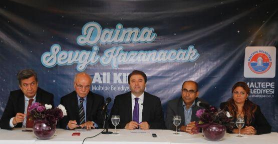 Maltepe Belediyesinden Türk sinemasına dev destek
