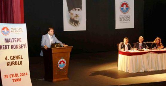 Maltepe Kent Konseyi yeni başkanını seçti