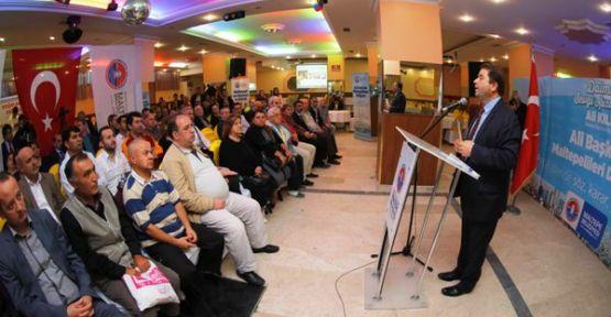 Maltepe'de kentsel dönüşüme 5 kriter