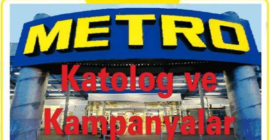Metro Gros Market İndirim Kataolgu