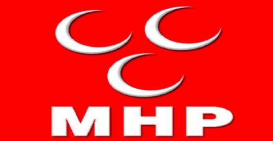 MHP İstanbul'da İlçe teşkilatlarını Görevden Aldı