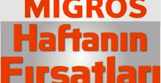Migros, 13 Ağustos 2014 Tarihleri Ararası Migros İndirimleri