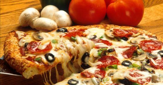 Şehrin en iyi 25 pizza adresi