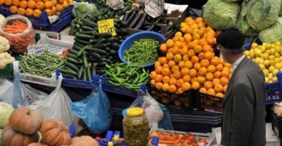 Tarım ÜFE Ağustos ayında %0,55 azaldı