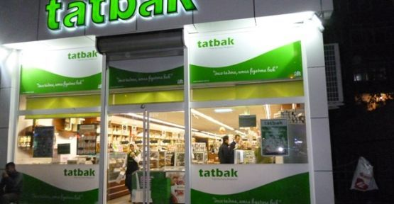 Tatbak Hasanpaşa Şubesi Acıldı...