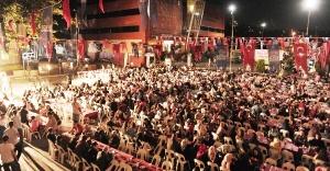 Beykoz Meydanı'nda Sahur Bereketi