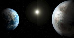 Dünyaya Benzeyen Yeni Gezegen bulundu