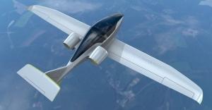Elektrikli uçak Manş Denizi'ni geçmeyi başardı