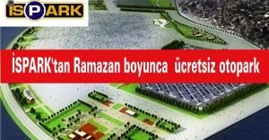 İSPARK#039;tan Ramazan boyunca Yenikapı...