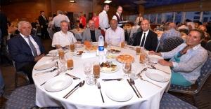 Maltepe Belediyesi'nden Karadeniz Konfederasyonu'na iftar