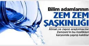 Zemzem suyunun inanılmaz özellikleri