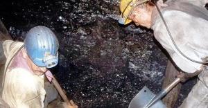 Zonguldak'ta 400 milyon ton çıkartıldı