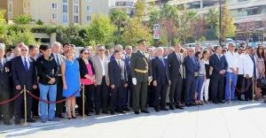 30 Ağustos Ataşehir'de Törenlerle anıldı