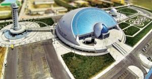 Bilim Merkezini 274 bin kişi ziyaret etti