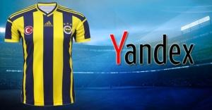 Fenerbahçe'nin yeni forma sponsoru 'Yandex'
