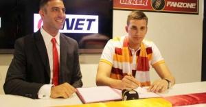 Milan Katic Galatasaray'la Sözleşme İmzaladı