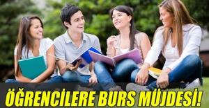 Üniversite öğrencilerine burs