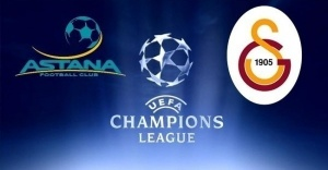 Astana-Galatasaray maçını şifresiz yayınlayan kanallar
