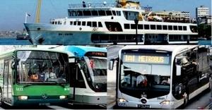 İstanbul'da Toplu Taşıma Araçları Ücretsiz