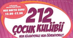 212 İstanbul Power Outlet'te Mutlu Çocuklar!