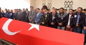 Şehit Uzman Onbaşı Hakan Öcalan Son Yolculuğuna Uğurlandı