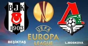 Beşiktaş Lokomotiv Moskova maçı hangi kanalda saat kaçta