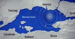 İstanbul#039;da 10 saatte 5 deprem