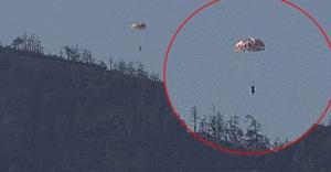 Pilotlardan biri karadan açılan ateş sonucu hayatını kaybetti
