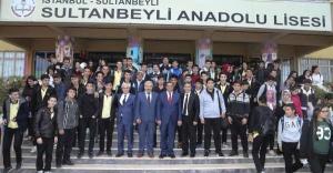 Sultanbeyli Belediyesi'nden Öğretmenlere Ziyaret