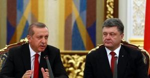 Ankara-Kiev yakınlaşması: Poroşenko Türkiye'ye geliyor
