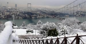 İstanbul#039;da en çok kar nereye...