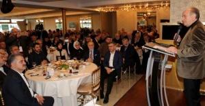 Kadir Topbaş STK'lara İstanbul'u anlattı