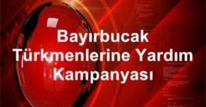 Ataşehir'den Bayır Bucak Türkmenlerine yardım
